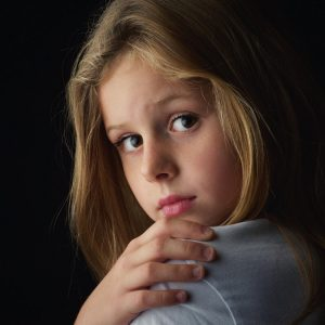 séance photo enfant en studio