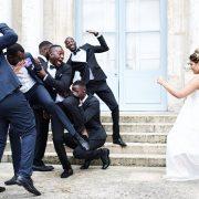 mise en scène reportage de mariage