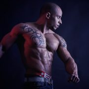 bodybuilder by gilles thiercelin