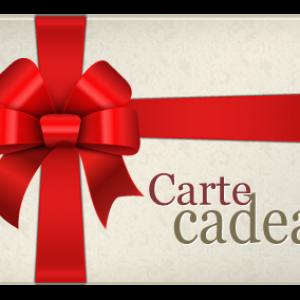 Offrez la Carte Cadeau