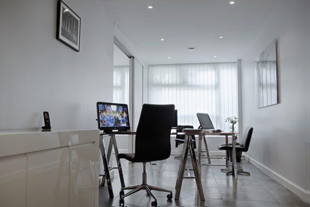 Visuels d'intérieurs - bureaux, boutiques, hôtels et autre