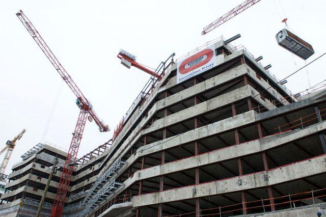 Reportage semaine du développement durable Bouygues construction by Gilles thiercelin