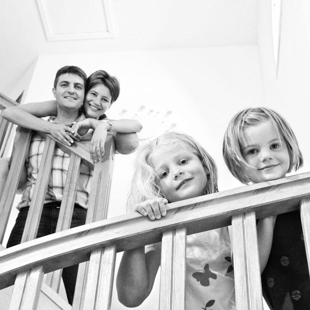 Séance photos famille